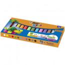 Plastilina 12 culori Bic Kids