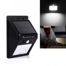 Lampa cu LED incarcare solara si senzor de miscare 20 x LED Wall Light