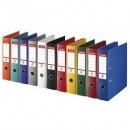 Biblioraft A4, plastifiat PP/PP, margine metalica, 50 mm, ESSELTE No. 1 Power