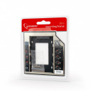 Adaptor HDD Caddy Gembird HDD/SSD, pentru unitati optice 9.5 mm
