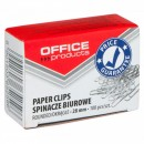 Agrafe metalice 28mm, 100/cutie, Office Products
