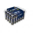 Bateri alcaline Varta Energy AA/LR6, 24 buc/set