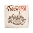 Cutie Pizza D32 x 32 x 3.5 cm Alb Hot Pizza