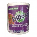 Rola Prosop Alb HILLOX 2 straturi, 75m