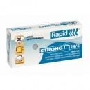 Capse Rapid, strong, 24/6, 30 coli 1000buc/cutie