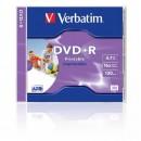 Verbatim DVD+R 4.7GB 16x suprafata printabila