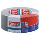 Banda adeziva Tesa Duct Tape  48 mm x 50 m argintiu