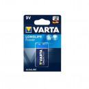 Baterie alcalina Varta Longlife Power, 9V