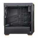 Carcasa Gaming PC Serioux KENAN, 5 ventilatoare LED, Middle Tower, ATX
