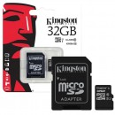 Micro Secure Digital Card Kingston, 32GB, Clasa 10