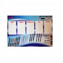 Orar Scolar format A5, Diverse modele imprimate