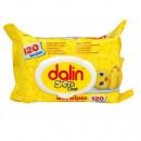 Servetele umede bebelusi cu capac DALIN 120 buc