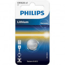 Baterie Philips Lithium CR1620, 3V, 1 buc