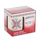 Cana din Portelan Fin model Traditional 310 ml