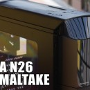 Carcasa THERMALTAKE Versa N26, 2 x USB 2.0, 1 x USB 3.0 Gaming