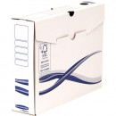 Cutie Arhivare 8cm Bankers Box Fellowes, 250 x 77 x 325 mm