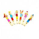 Fluier de lemn diverse modele pentru copii