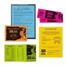 Hartie colorata, A4, 80 g/mp, 5 x 20 coli/top, mix culori deschise (pastel), RAINBOW