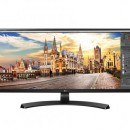 "Monitor Gaming IPS LG, 34"", Cinema Screen, UW-UXGA, 2xHDMI, DisplayPort, Boxe, 34UM68-P"