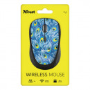 Mouse wireless Trust Yvi Peacock, 1400Dpi
