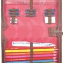 Penar 1 fermoar PE1929E cu 2 extensii echipat 27 piese Daco