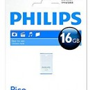 MEMORY STICK USB Flash Drive Philips 16 GB Pico Edition, USB 2.0, albastru