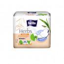 Absorbante Bella Herbs Sensitive Patlagina, 12buc/pachet