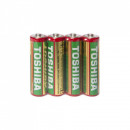 Baterii zinc carbon Toshiba R3, AAA, 4 bucati/set