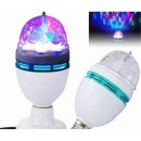 Bec led rotativ multicolor Party Light-Disco
