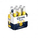 Bere Blonda Corona Extra, Sticla, 6 x 355ml