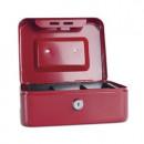 Caseta -cutie metalica pentru bani, 200 x 160 x 90 mm, DONAU