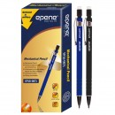 Creion mecanic rubber grip, 0.5mm, clema metalica, EPENE