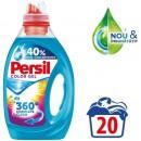 Detergent Persil Color Gel Expert 20 spalari, 1 L