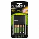 Duracell CEF14 - Incarcator + 2 x acumulatori AA, 1300mAh