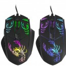 Mouse Gaming Tracer Battle Heroes Scorpius Led multicolor 6 but, 1600 Dpi