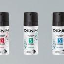 Set cadou Denim Performance: Deo 150 ml + Gel 250 ml + Spuma 200 ml