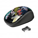 TRUST YVI WIRELESS MOUSE - PARROT