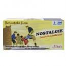 Servetele la cutie Micas Nostalgie 200buc/cutie, 2 straturi