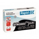 Capse 24/8+ RAPID Super Strong 1000 buc./cutie