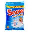 Detergent scos pete, pudra inalbitor Snow extra power