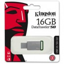 Kingston USB Flash Drive DT50/16GB- DataTraveler Speed2 USB 3.1 Gen 13- 30MB/s read, 5MB/s write, 16GB, Metal