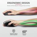 Mouse wireless ergonomic Trust Verro