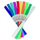 Rola hartie creponata, 50 x 200 cm, GIMBOO - culori asortate