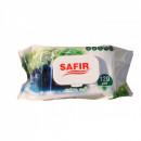 Servetele umede cu capac SAFIR Extra Soft, 120 buc