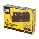 Starter auto multifunctional Serioux 300A, incarcator notebook/tableta/telefon, functie lanterna, acumulator extern 12000 mAh