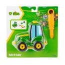 Tractor de asamblat John Deere, Build-a-Buddy- Tomy