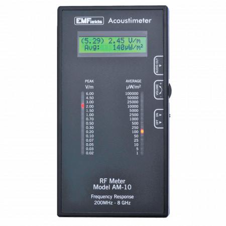 Poze Acoustimeter AM-10 Detector de radiatii microunde 200MHz - 8 GHz