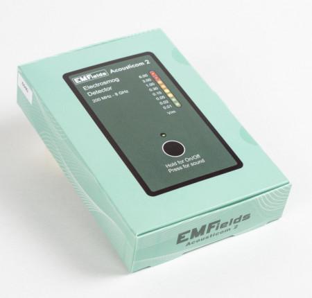 Poze Acousticom 2 --Electrosmog detector