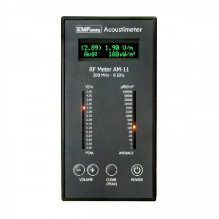 Poze Acoustimeter AM-11 Detector de radiatii EMF 200MHz - 8 GHz