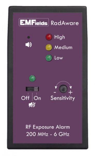 Poze RadAware RD1 Pocket RF Radiation Alarm
